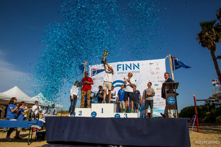 José Luis Doreste claims Finn World Masters after El Balís delivers champagne conditions