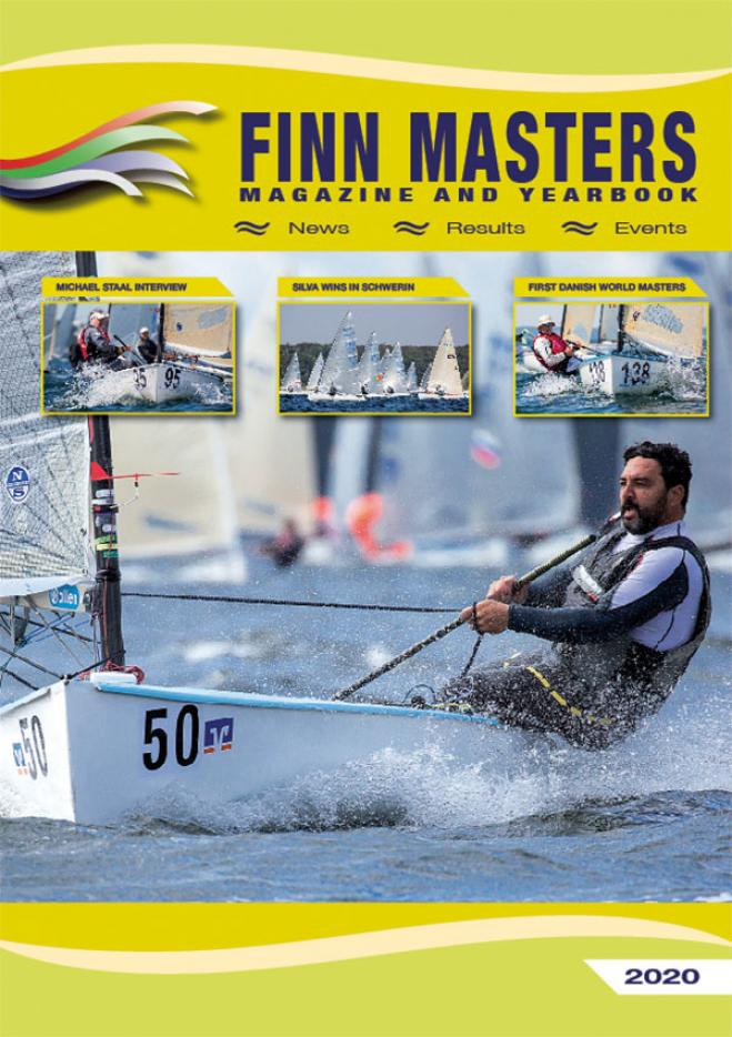 2020 Edition of the Masters Magazine published