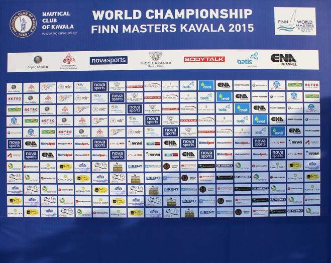 204 Finns ready for idyllic Greek Finn World Masters