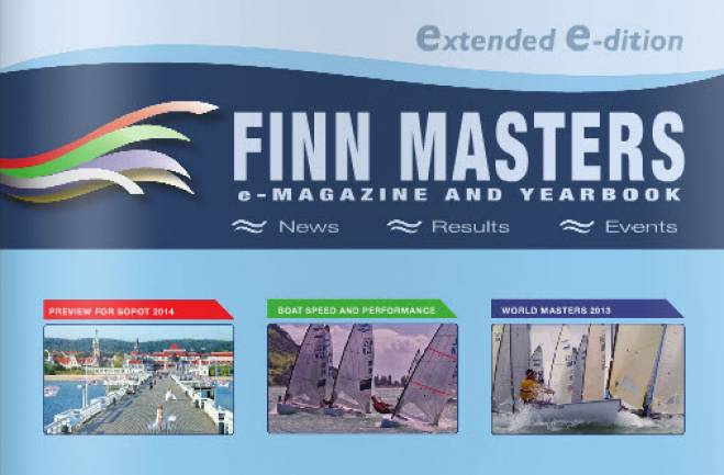 Finn Masters Magazine and Yearbook 2014