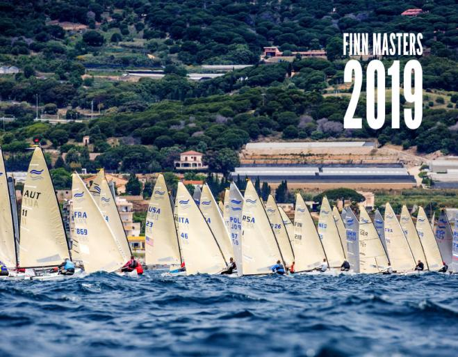 2019 Finn Masters Calendar now published