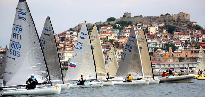Torbole 2016: Charter Boats and coaching
